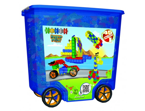 Rollerbox - 700 Pieces