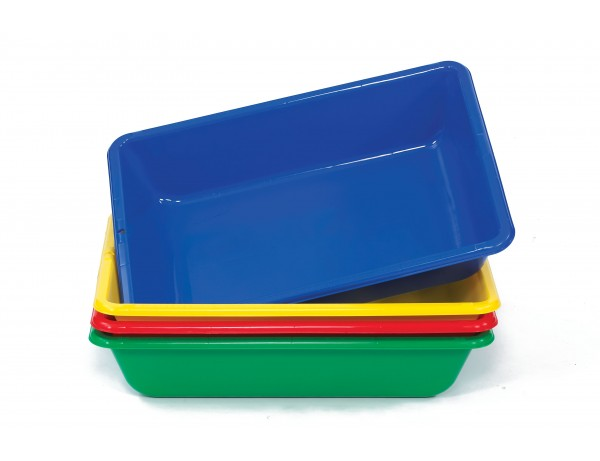 Sand and Water Trays (set of 4 colours)