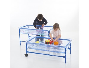 Sand and Water Table Clear 58 CM