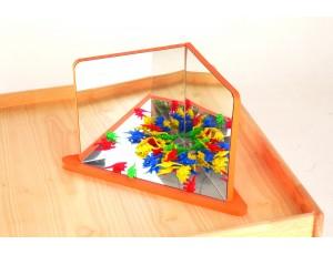 Softie 4 Way Mirror - Orange 0M+