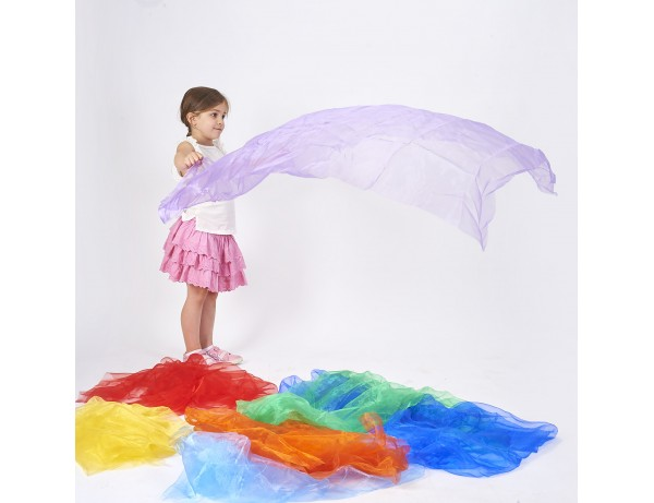 Organza Rainbow Pack - Pk7