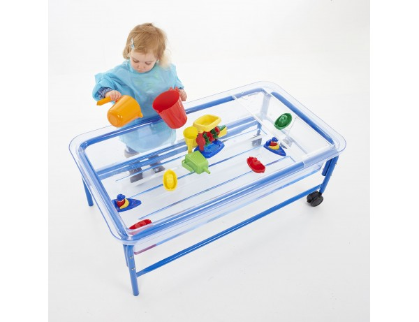 Sand and Water Table Clear 40cm