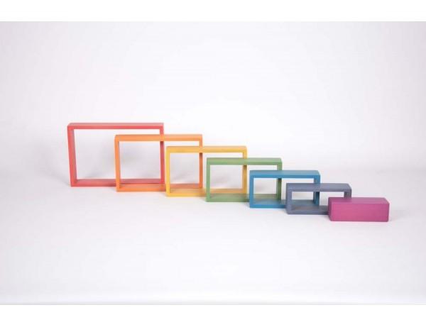Rainbow Architect Rectangles 12M+