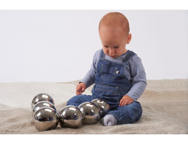 Mystery Sensory Balls - Pk6  0M+
