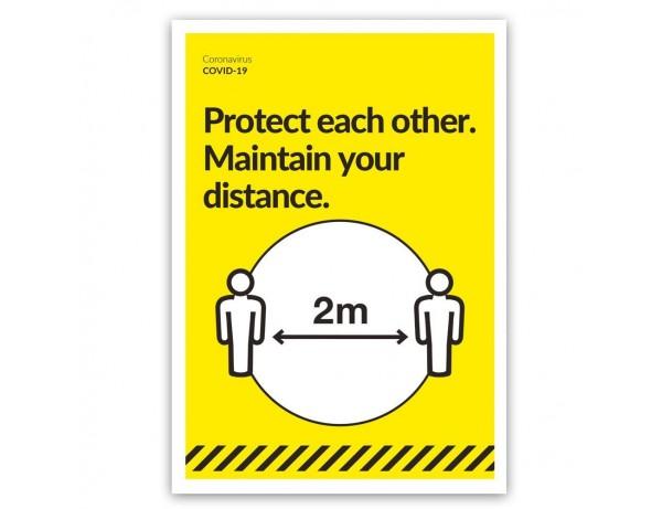 Indoor Info Poster B