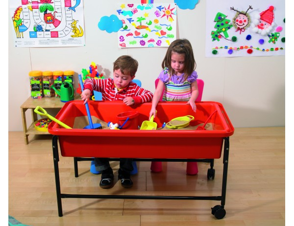 Sand and Water Table 3-8 yrs RED (58cm)