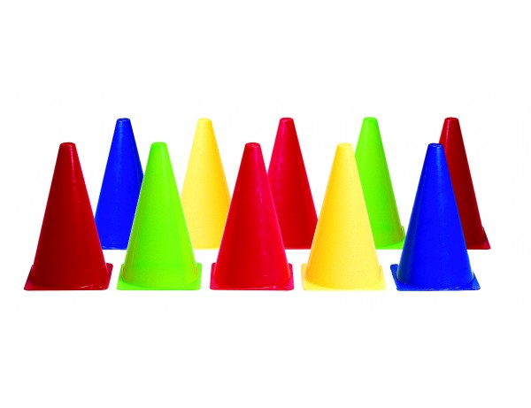 Activity Traffic Cones (Set of 10)