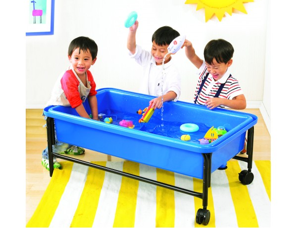 Sand and Water Table-BLUE 58CM (3 - 8 Years)