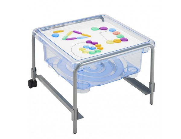 Sensory Station Crystal Activity Tray And 40cm Stand (0 - 2 Years)