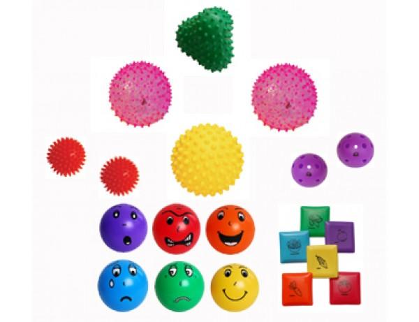 Ball Set - Set Of 20 Balls in a Bag