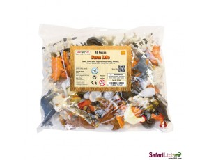 Farm Animals Bulk Bag - 48 Pieces