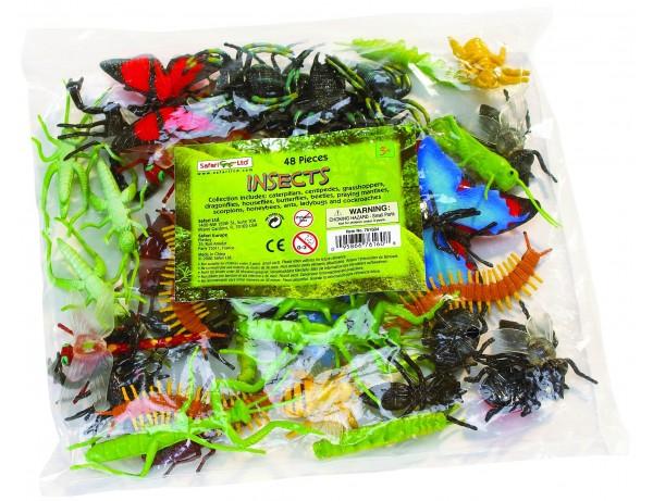 Insect Bulk Bag - 48 Pieces