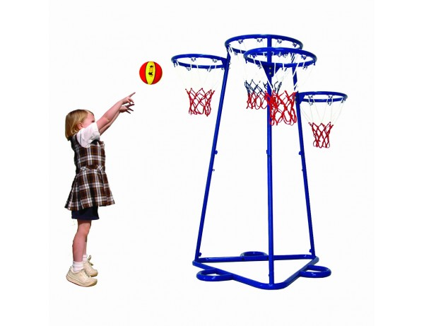 Basketball 4 Ring Trainer