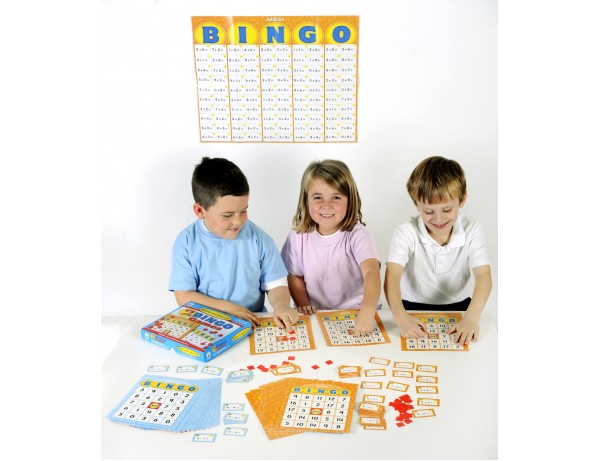 Addition and Subtraction Bingo board Game 6+