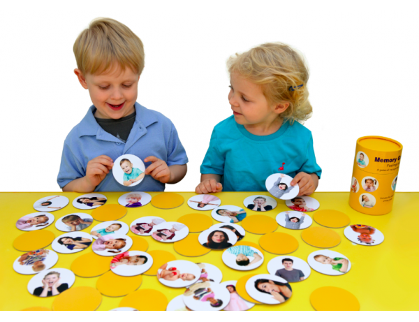 Matching Pairs - Feelings & Emotions  3+
