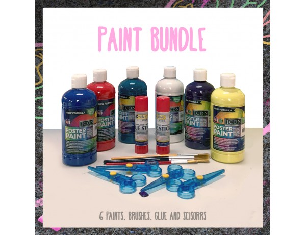 Arts & Crafts - Paint Bundle