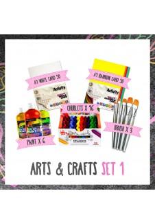 Arts & Crafts - Set 1