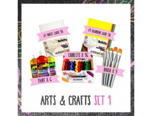 Arts & Crafts - Set 1