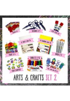 Arts & Crafts - Set 2