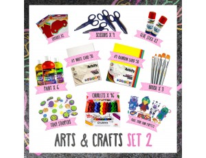 Arts & Crafts - Set 2