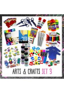 Arts & Crafts - Set 3