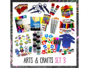 Arts & Crafts - Set 3