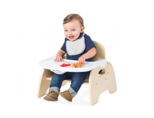 Adjustable Feed Chair 0-3 Years ( Wood)