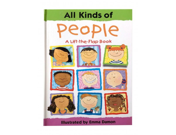 All kinds of people