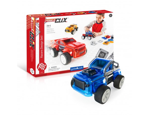 Powerclix - Racers Design Set