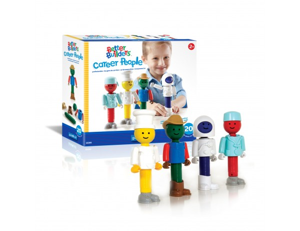 Better Builders® Career People - 20 pc. set