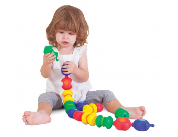 Sensory Snap Beads