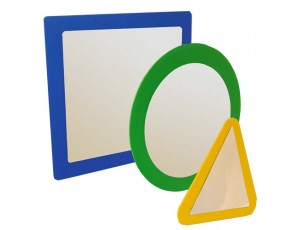 Safety Shape Mirrors