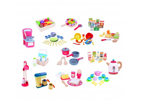 Roleplay Kitchen Set (Multibuy)
