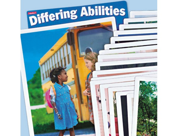 Differing Abilities Poster Pack