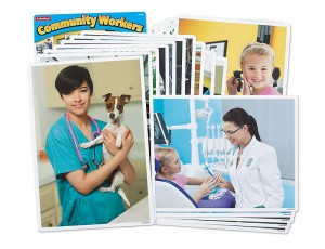 Community Workers Poster Pack
