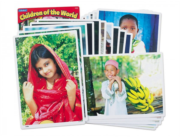 Children of the World Poster Pack