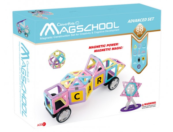 MagSchool - 88 piece