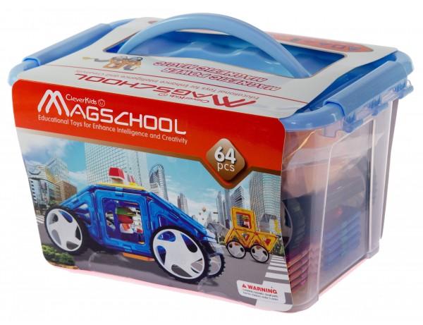 MagSchool - 64 pieces