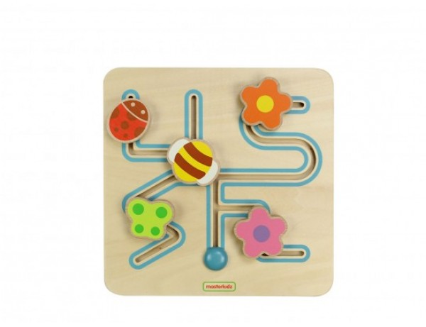 Insect Sliding Maze