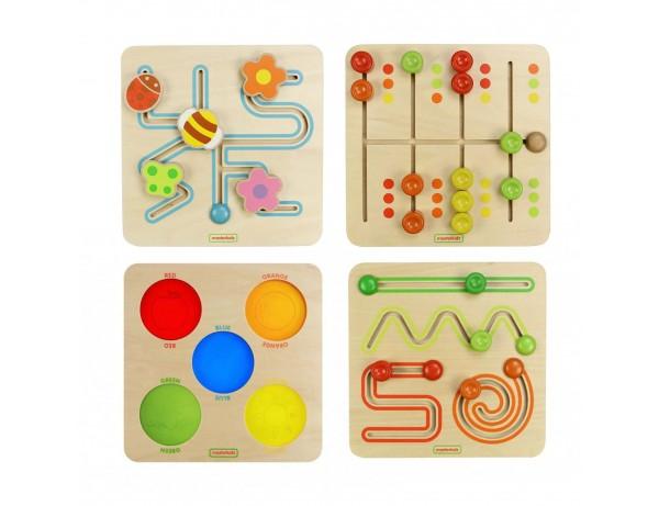 Fine Motor Multibuy - Mazes & Games (0-3)