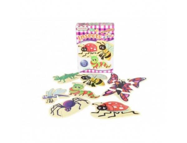 Insects Mini Puzzles