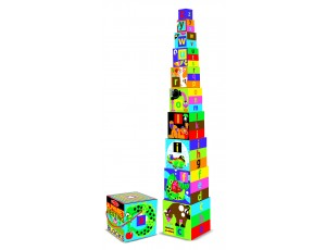 Nesting and Stacking Blocks 2 + Plus