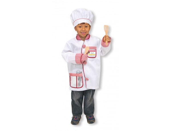 Chef Role Play Costume