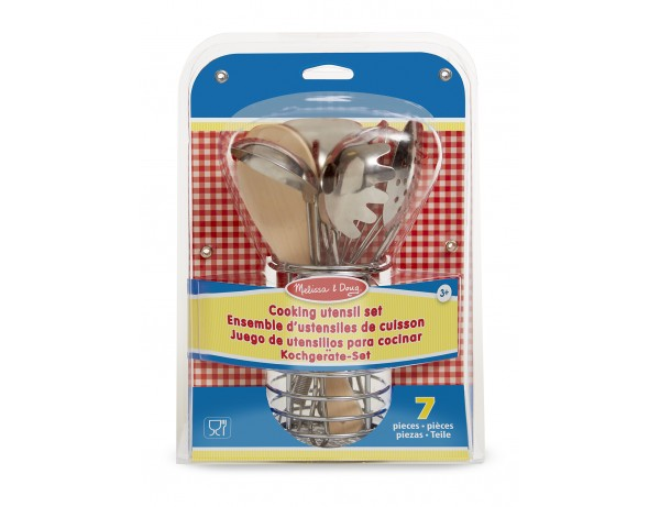 Lets Play House -Stir and Serve Cooking Utensils