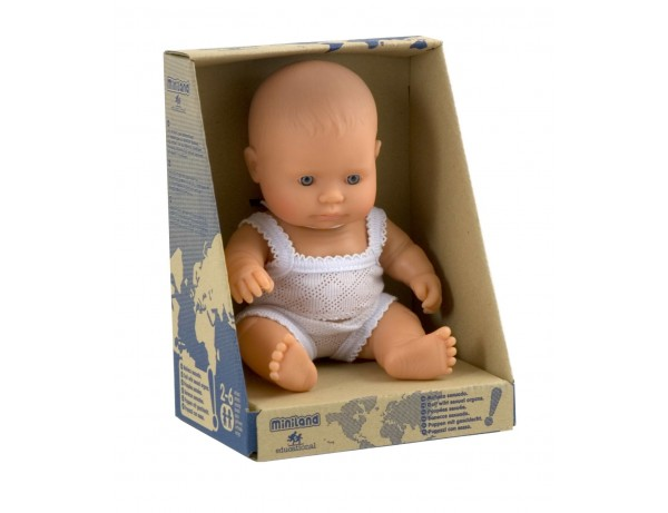 DOLL BOY 21CM - EUROPEAN