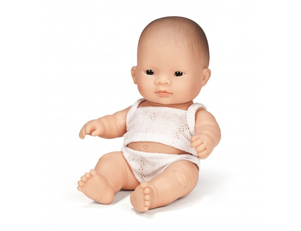 DOLL BOY 21CM - ASIATIC