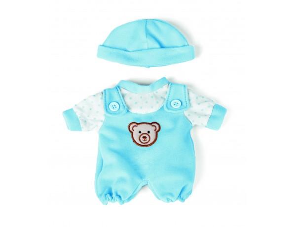 Blue Romper + Hat (Dolls Clothes 21cm)