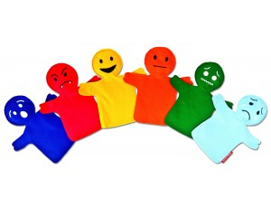 Educational Puppets – Emotions