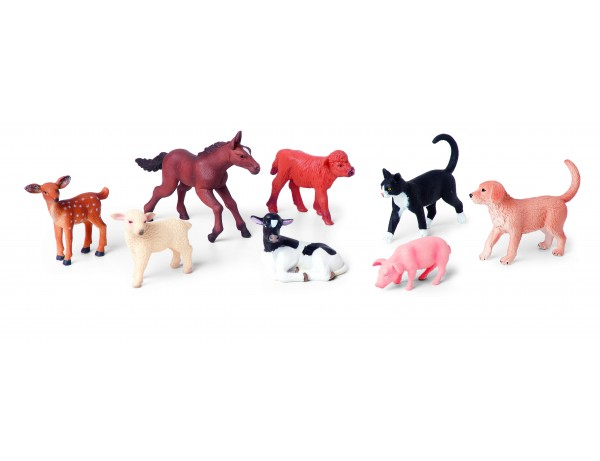 Baby Animals (8 pcs)