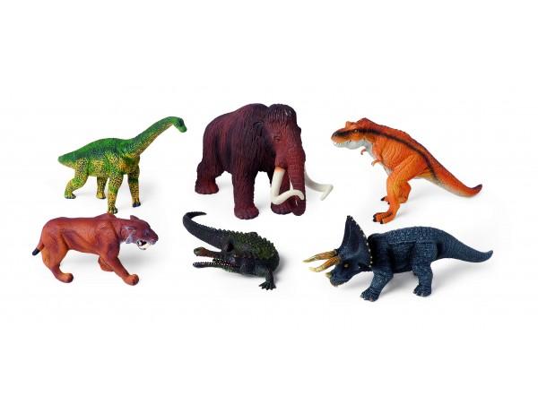 Prehistoric Animals (6 pcs)